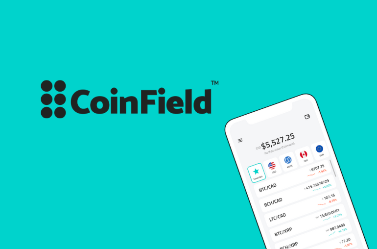 coinfield referral code